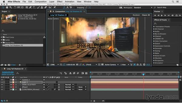 Welcome: After Effects Guru: Integrating Type into Video