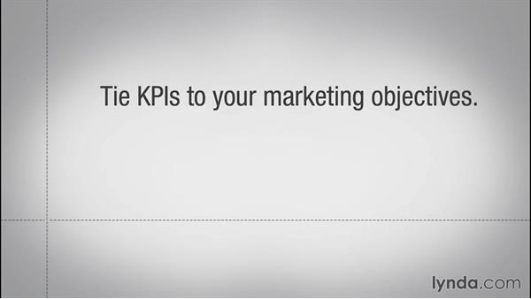 Defining your key performance indicators (KPIs): Online Marketing Fundamentals
