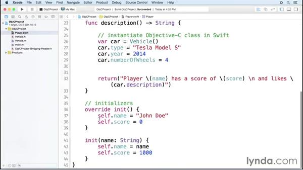 Welcome: Comparing Swift and Objective-C