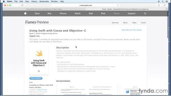 Next steps: Comparing Swift and Objective-C