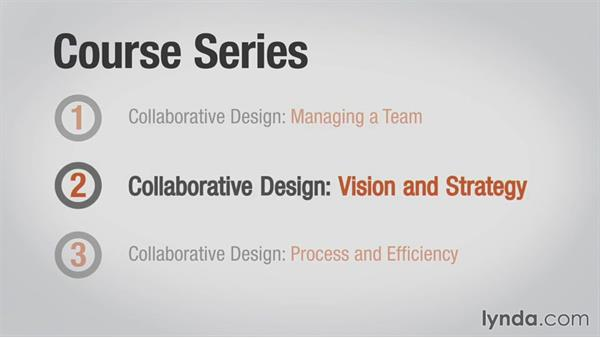 About the series: Collaborative Design: Process and Efficiency