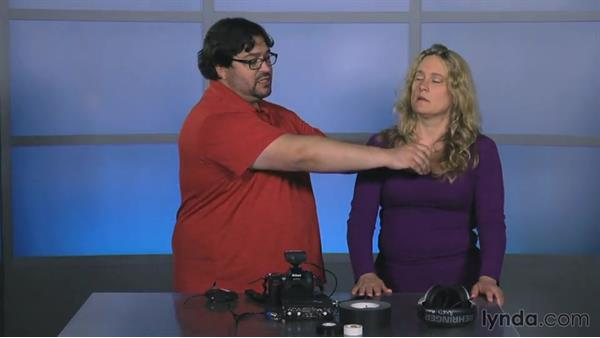 Attaching the transmitter: Video Gear Weekly