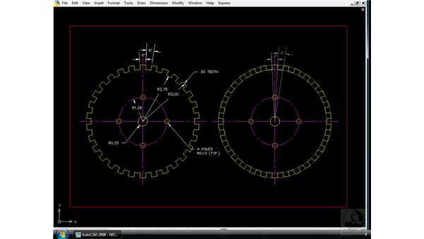 Introduction to AutoCAD: AutoCAD 2008 Essential Training