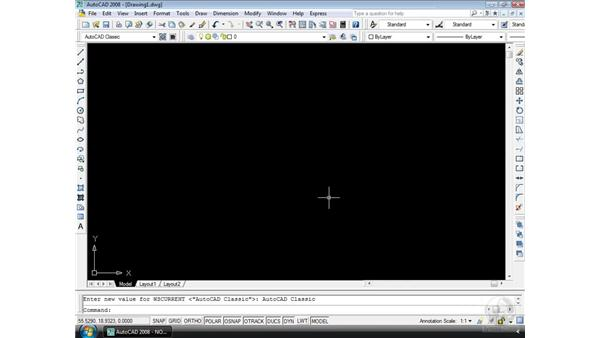 Modelspace: AutoCAD 2008 Essential Training