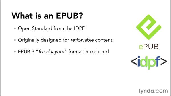 Learning EPUB basics: Creating EPUBs from a Pages Document
