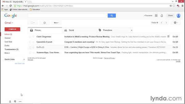 Creating an unread email folder in Gmail: Going Paperless: Start to Finish
