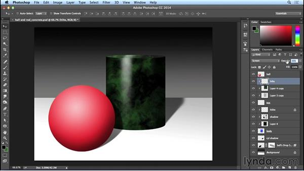 Creating marble: Artistic Concepts with Bert Monroy: Volume 2