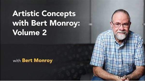 Goodbye: Artistic Concepts with Bert Monroy: Volume 2