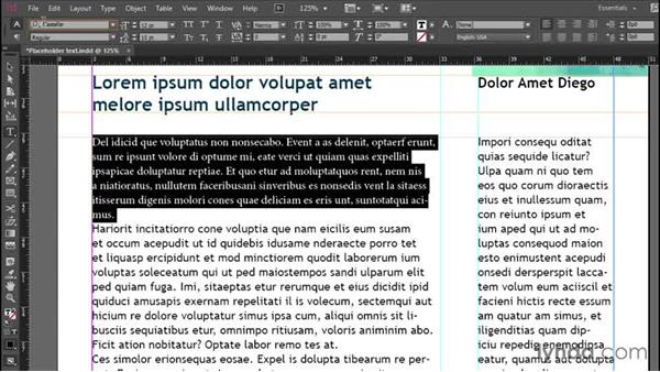 381 Two ways to search fonts in InDesign CC: Deke's Techniques