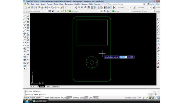 Scale: AutoCAD 2008 Essential Training