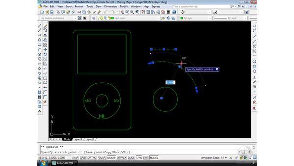 Grips: AutoCAD 2008 Essential Training