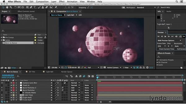 What's rendering now?: After Effects Tips and Techniques: Rendering and Exporting