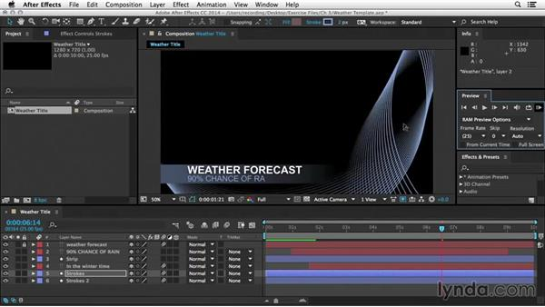 How to avoid flickering: After Effects Tips and Techniques: Rendering and Exporting