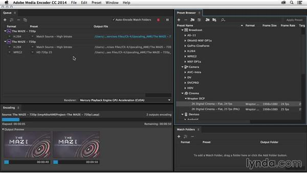 Add to Adobe Media Encoder Queue vs. Add to Render Queue: After Effects Tips and Techniques: Rendering and Exporting