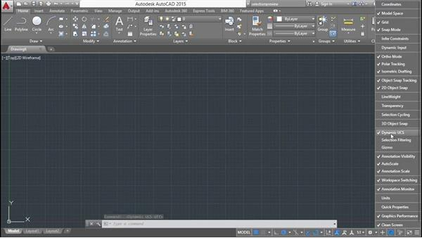 Setting up the project: Modeling a Staircase with AutoCAD
