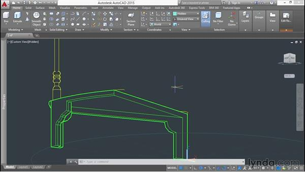 Editing blocks: Modeling a Staircase with AutoCAD