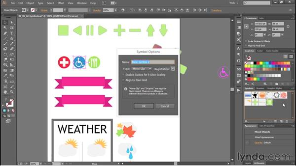 Saving time using Illustrator symbols: Productivity Tips for Web Designers