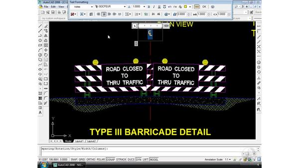 Symbols: AutoCAD 2008 Essential Training
