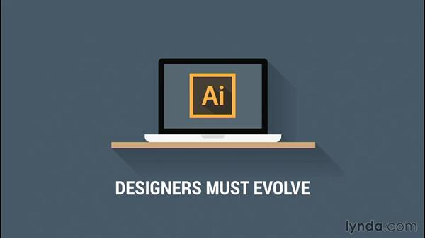 "Understanding the ""new web"": Illustrator CC for Web Design: Core Concepts"