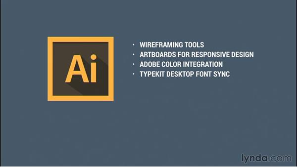 Understanding Illustrator's role in web design: Illustrator CC for Web Design: Core Concepts