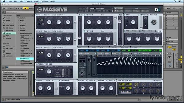 Performer and Stepper: Up and Running with MASSIVE