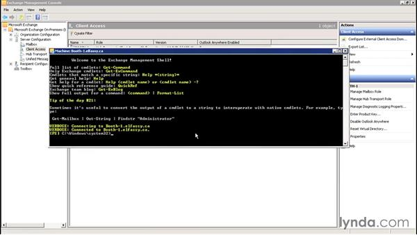 Preparing the network for the implementation of Exchange Server 2013: Migrating from Exchange Server 2010 to 2013