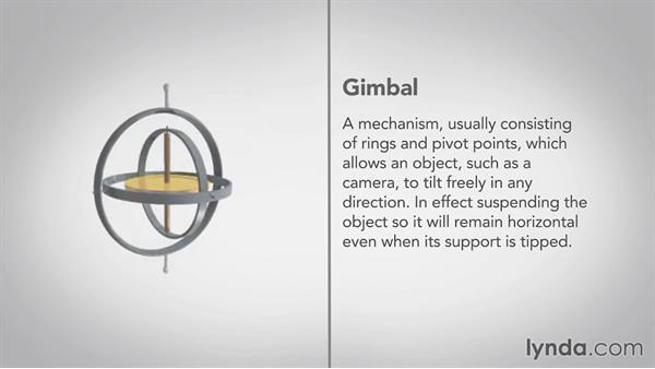 Using a gimbal: Video Gear Weekly