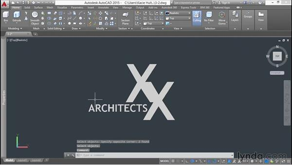 Importing a logo: 3D Printing a Scale Model with AutoCAD