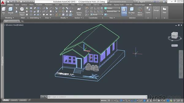 Exporting from AutoCAD 2014 or earlier: 3D Printing a Scale Model with AutoCAD