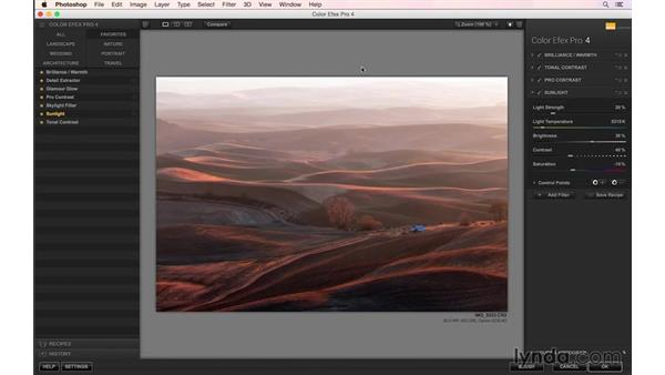Using a sunlight filter in post-processing: Landscape Photography: Washington's Palouse Region