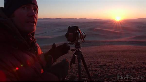 Shooting the sunrise: Landscape Photography: Washington's Palouse Region