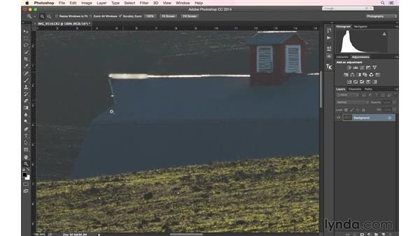 Compositing the red barn images: Landscape Photography: Washington's Palouse Region