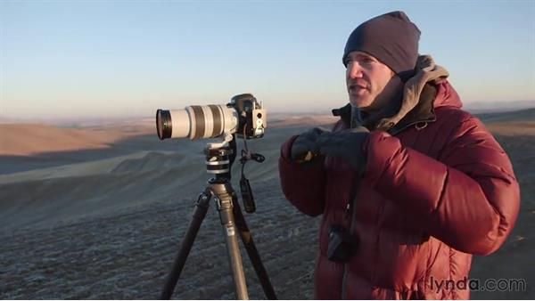 Shooting a second sunrise with a subject in a landscape: Landscape Photography: Washington's Palouse Region