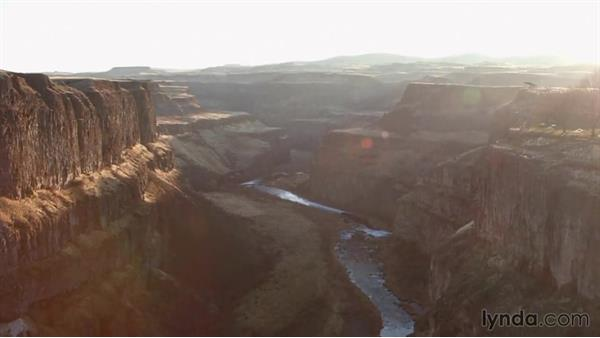 Wrapping the shoot at Palouse Falls: Landscape Photography: Washington's Palouse Region
