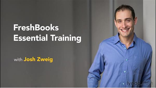 Next steps: FreshBooks Essential Training