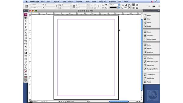 Scripts and resources: InDesign CS3 Long Documents
