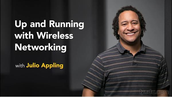 Next steps: Up and Running with Wireless Networking