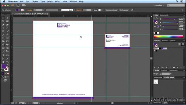 Saving and sharing template files: Designing Templates with Illustrator