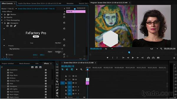 Adding appropriate titles and FX: Pro Video Tips