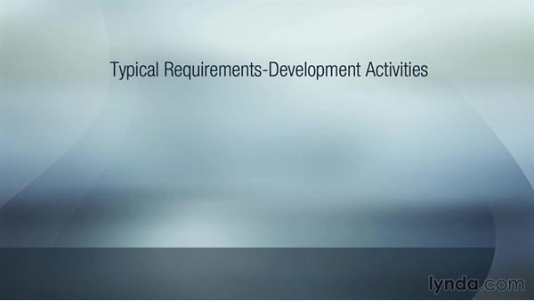 Developing requirements: Developing Project Requirements