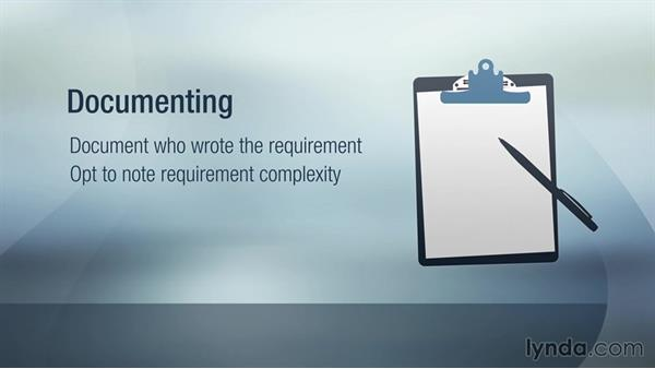 Surveying requirements attributes: Developing Project Requirements