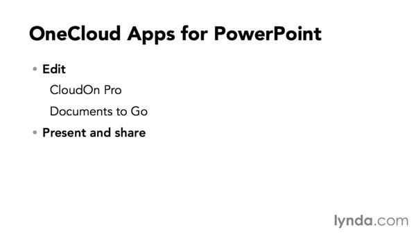 OneCloud apps for presentations: Box OneCloud Apps for Mobile Productivity