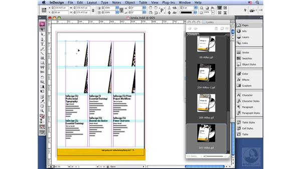 Nested and sequential styles: InDesign CS3 Long Documents