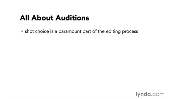 Introduction to Editing with Auditions: Video Post Tips Weekly