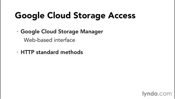 Understanding Google Cloud Storage: Up and Running with Google Cloud Platform