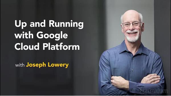 Next steps: Up and Running with Google Cloud Platform