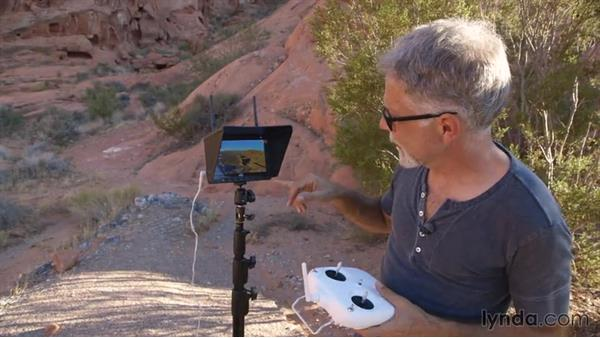 Shooting stills from a drone: The Practicing Photographer