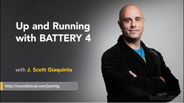Next steps: Up and Running with BATTERY 4