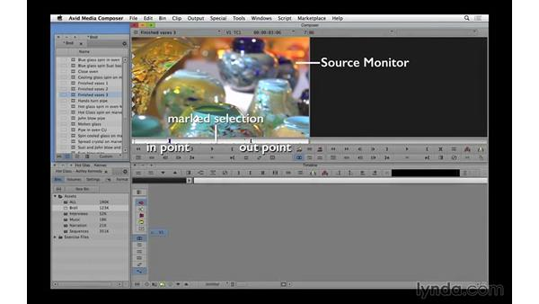 Understanding the similarities among all editing applications: Introduction to Video Editing