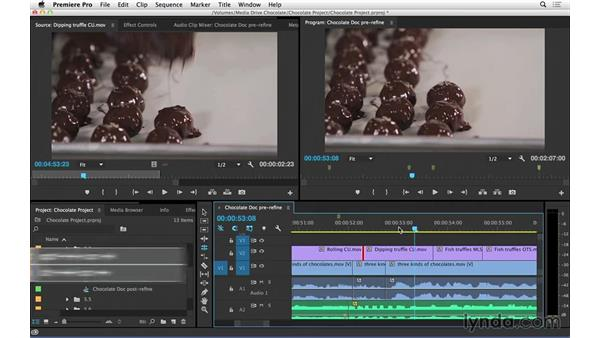 Refining the scene: Introduction to Video Editing
